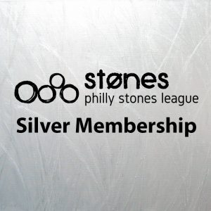 Silver Membership - Philly Stones League