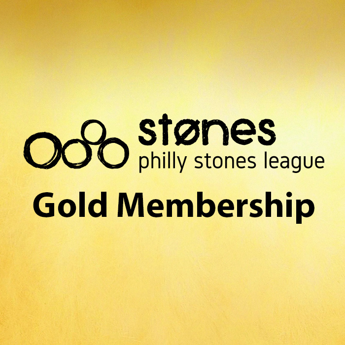 Gold Membership - Philly Stones League